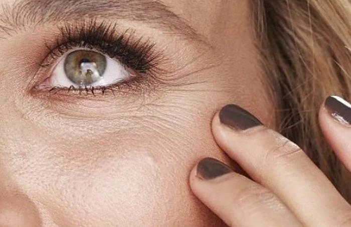 как накрасить глаза после 55