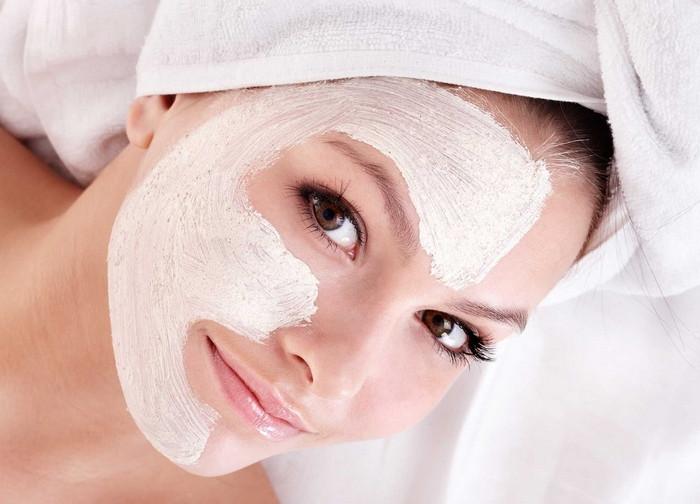 маска с перекисью водорода
