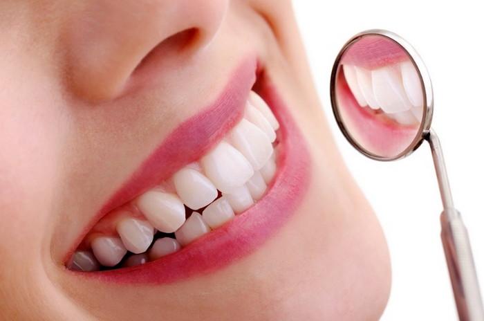 эффективное отбеливание зубов