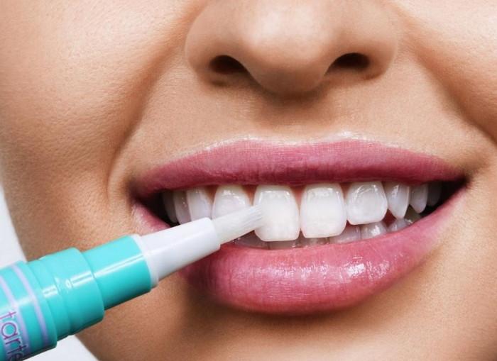 отбеливание зубов средства