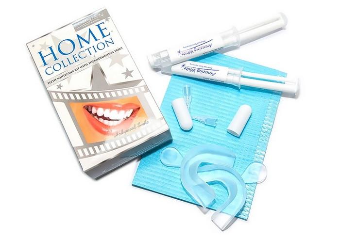 набор для домшнего отбеливания зубов